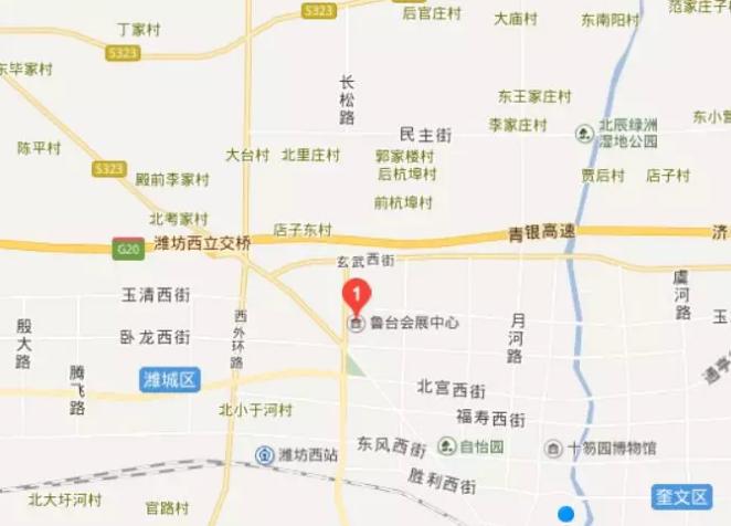 潍坊糖酒会地址